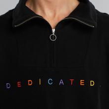 Sweatshirt Halfzip Storlien Spread Logo Black