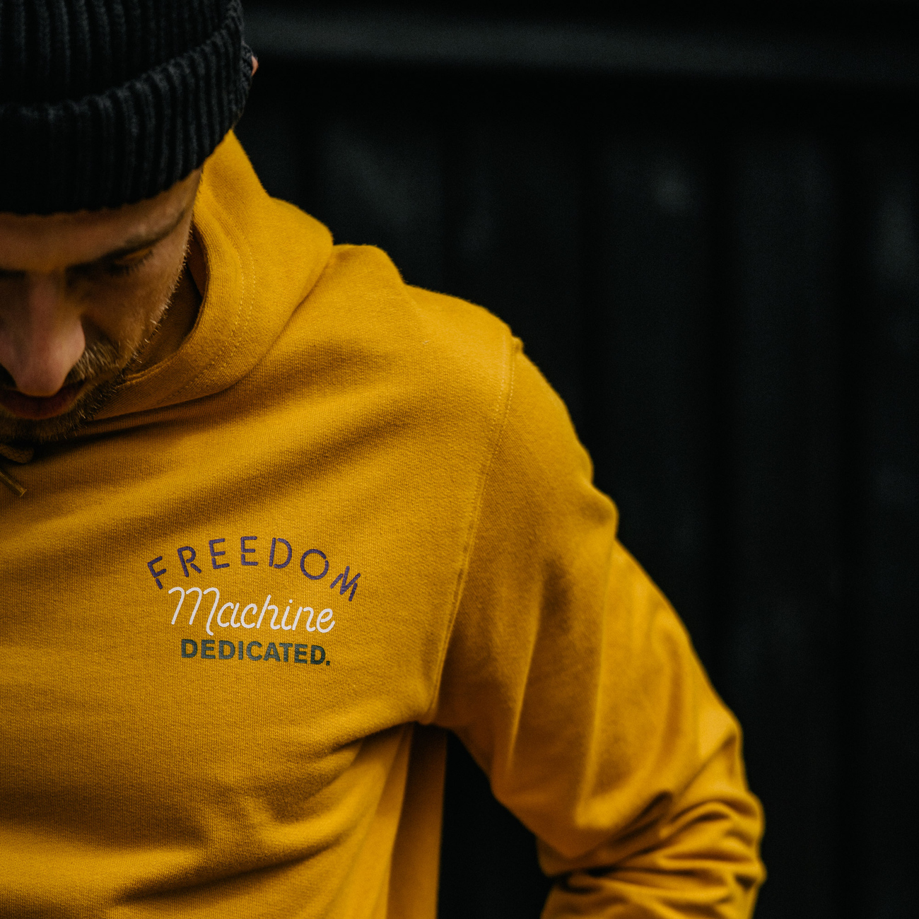 Hoodie Falun Freedom Machine