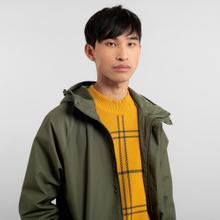 Jacket Hoddevik Leaf Green