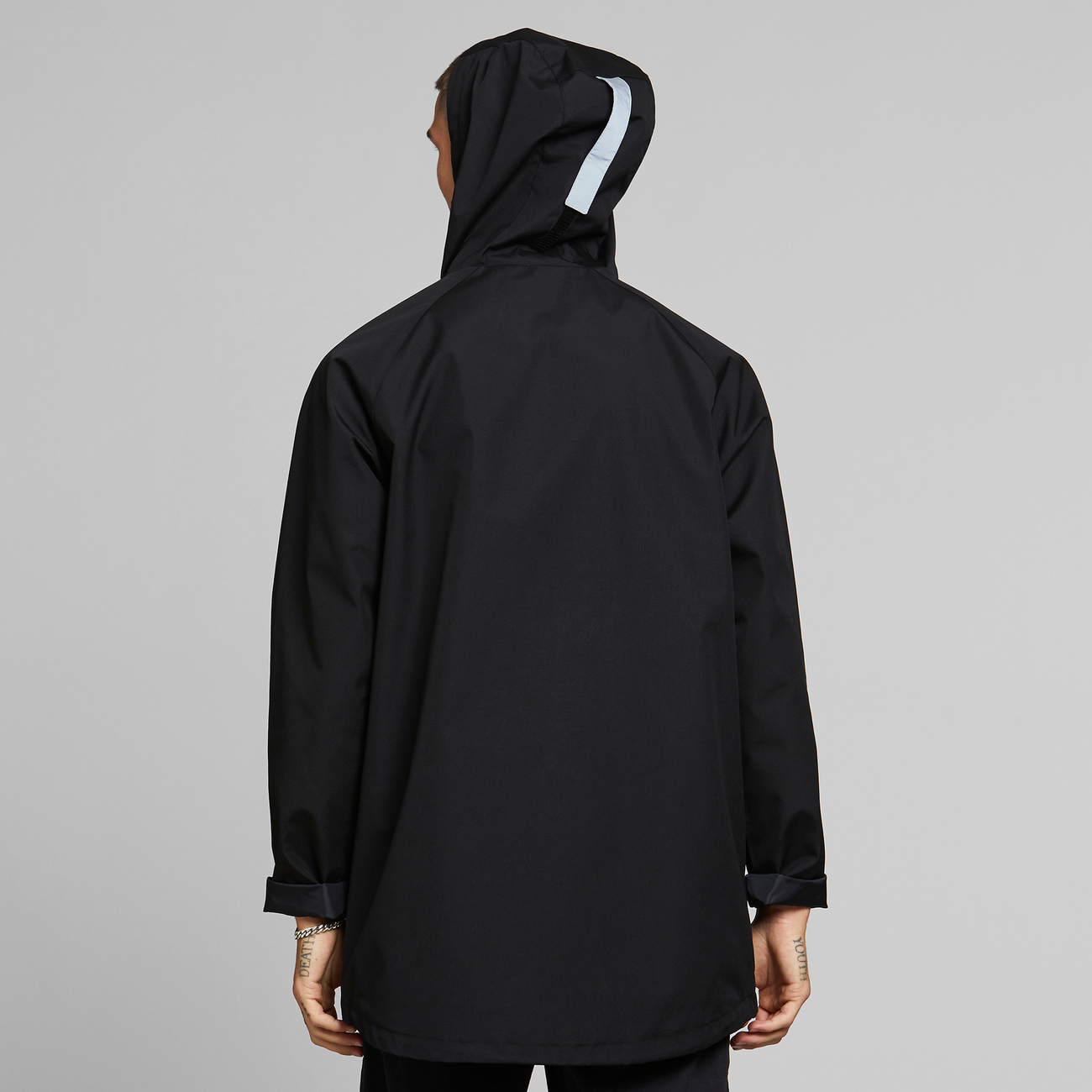 Jacket Hoddevik Black