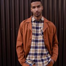 Jacket Leksand Mocha Brown