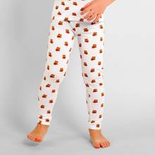 Leggings Lummelunda Super Mario Pattern White