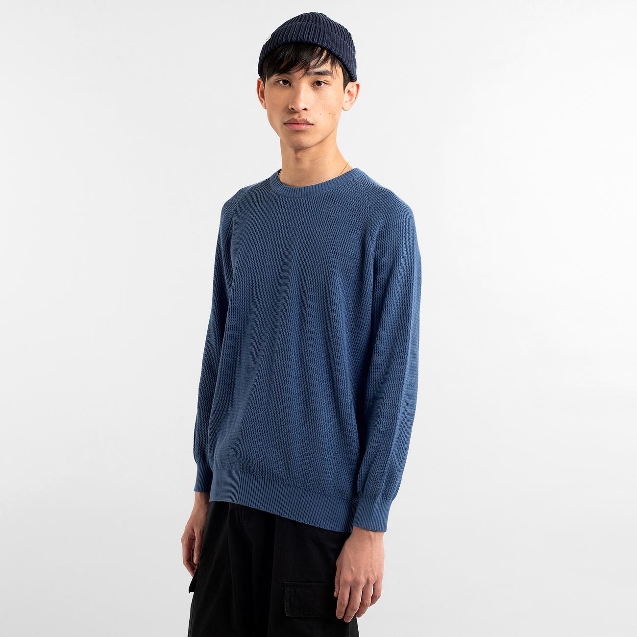 Sweater Kalmar Blue