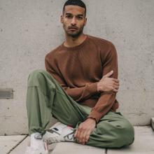 Sweater Kalmar Brown
