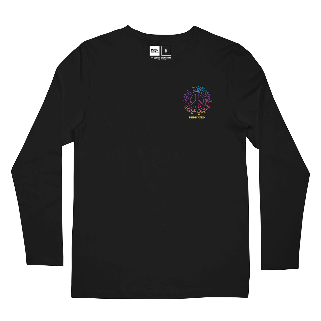 Long Sleeve T-shirt Hasle Kill Nothing