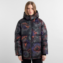 Puffer Jacket Boden Tie Dye