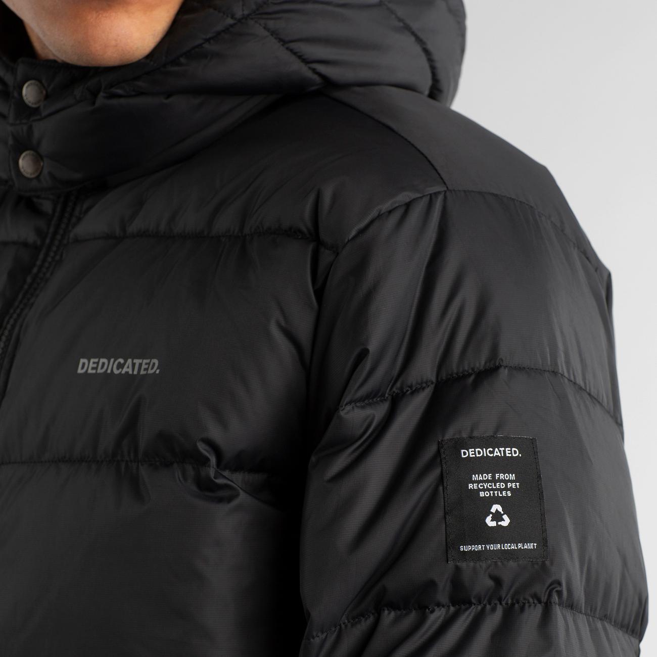 Puffer Jacket Dundret Black