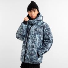 Puffer Jacket Dundret Winter Woods