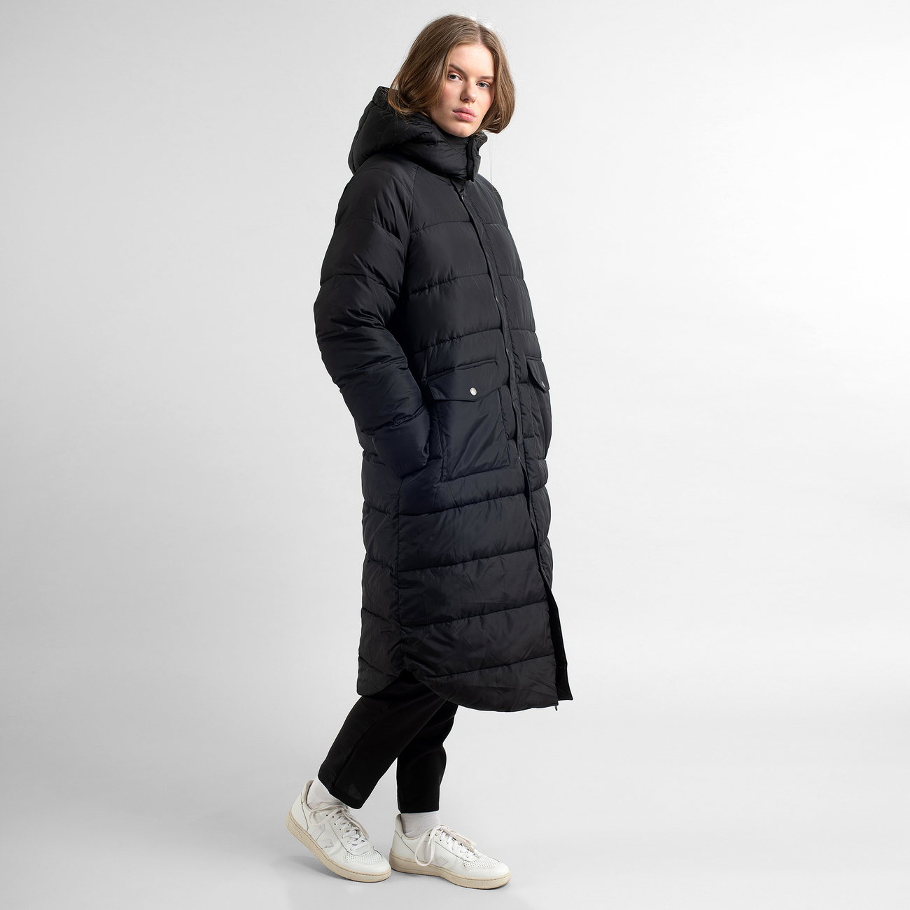 Dedicated Puffer Jacket Haparanda Black