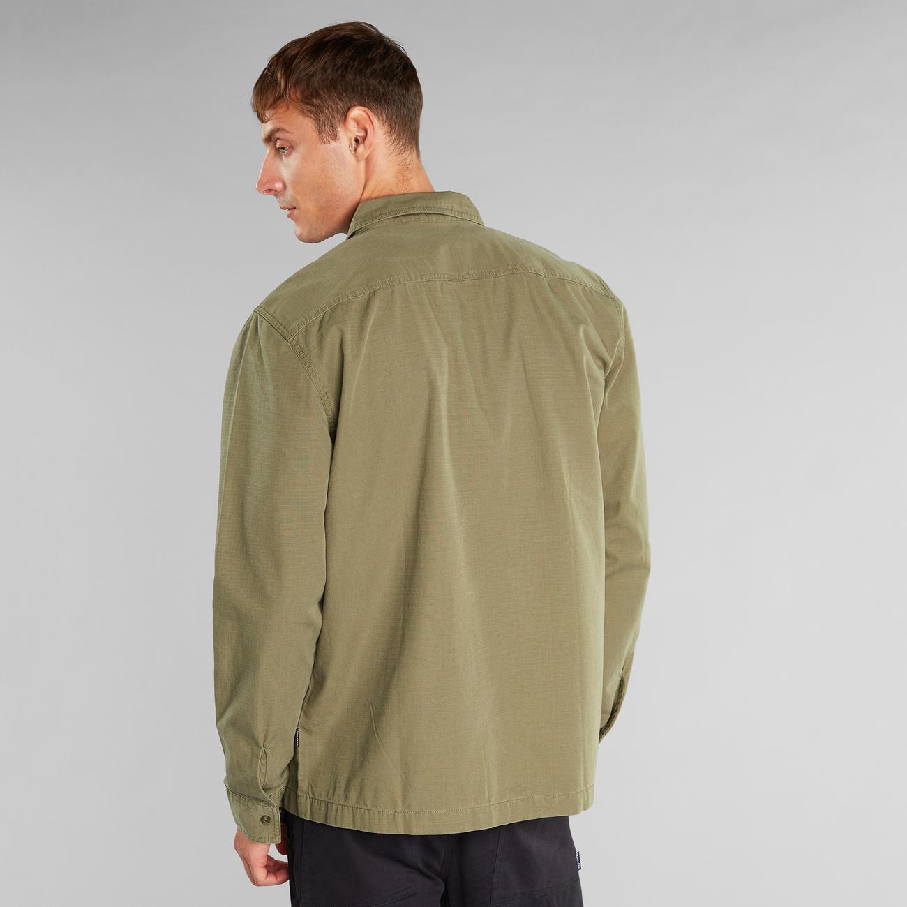 Shirt Edsbyn Leaf Green