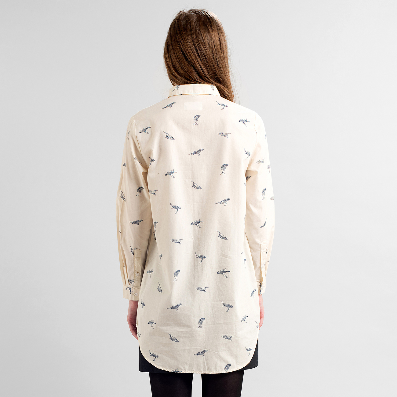 Shirt Fredericia Whales