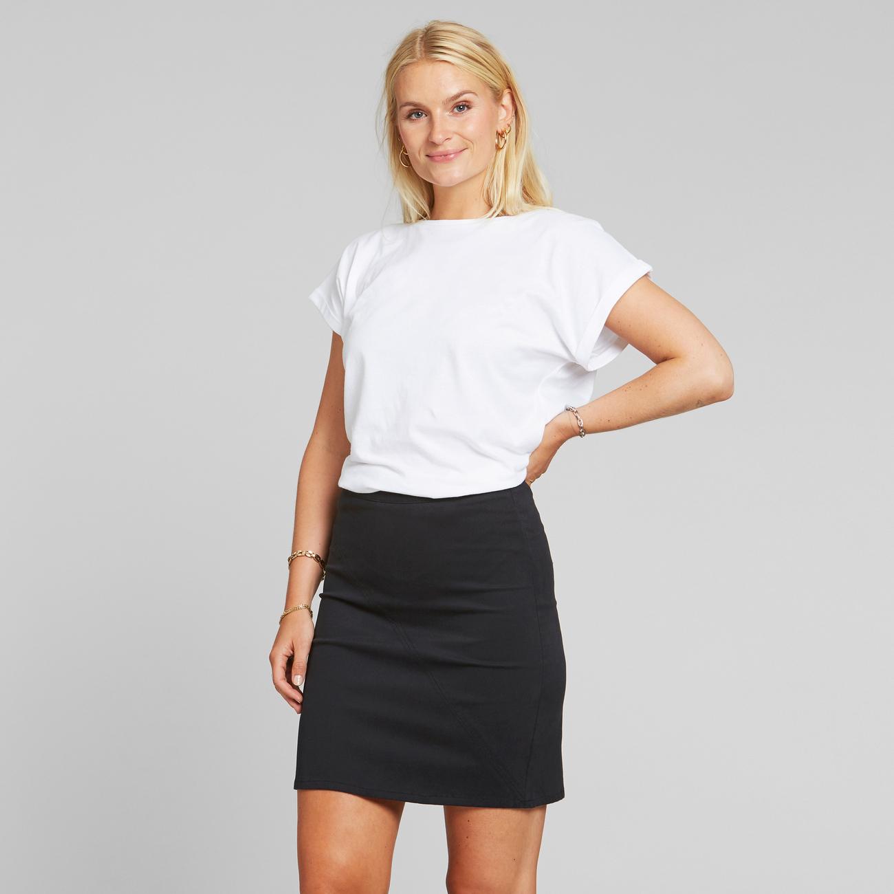 Skirt Nossebro Black