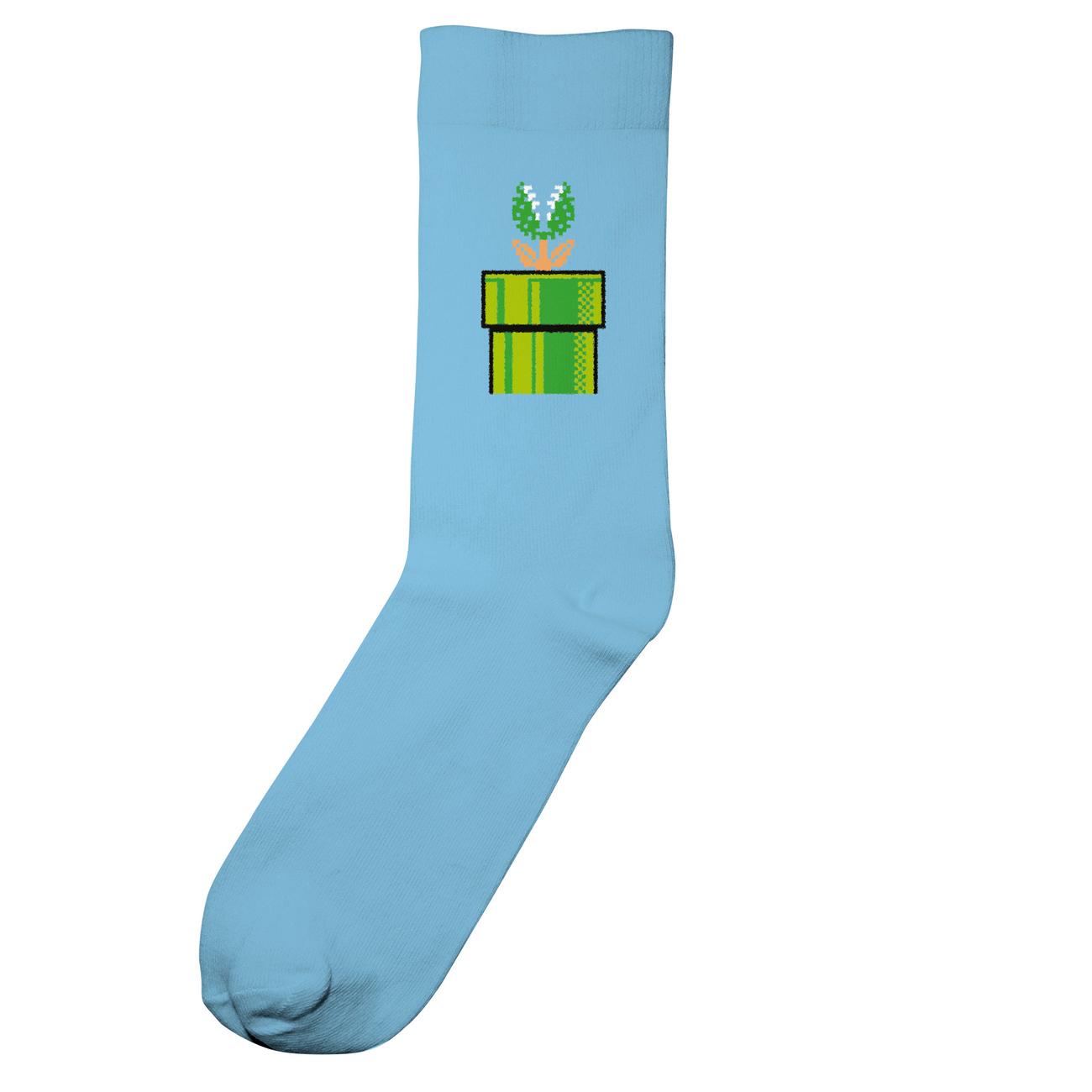 Socks Sigtuna Green Tube