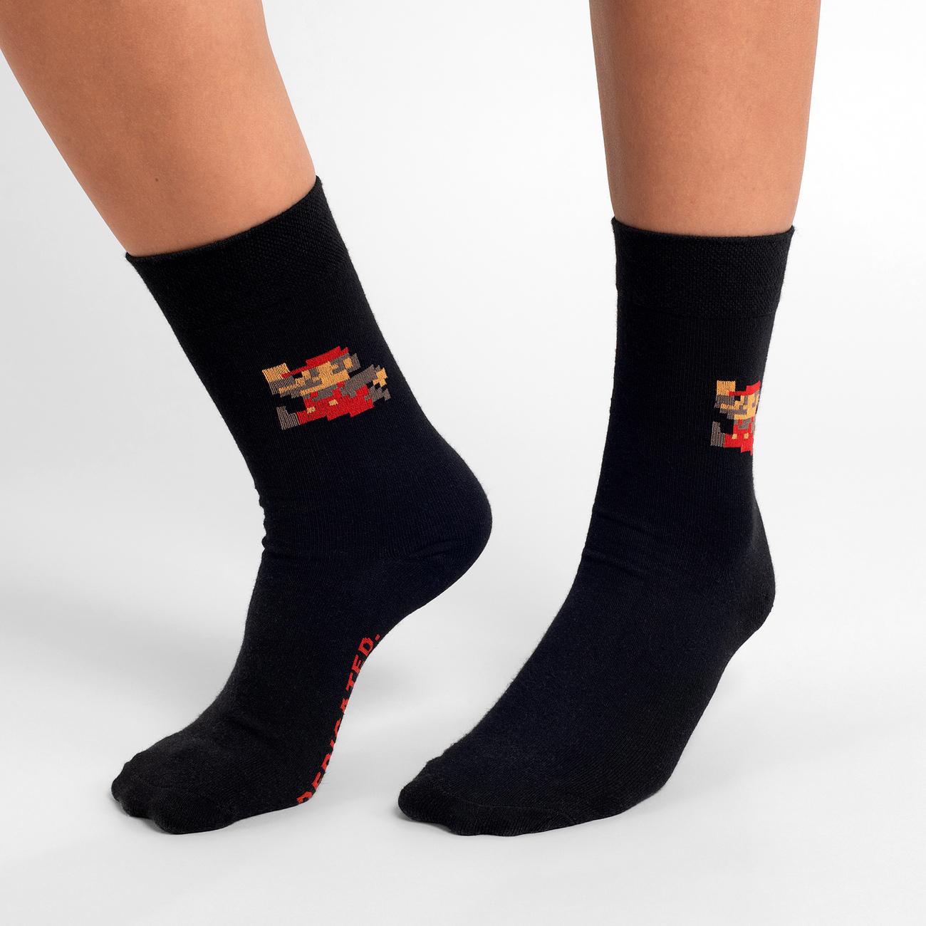 Socks Sigtuna Super Mario