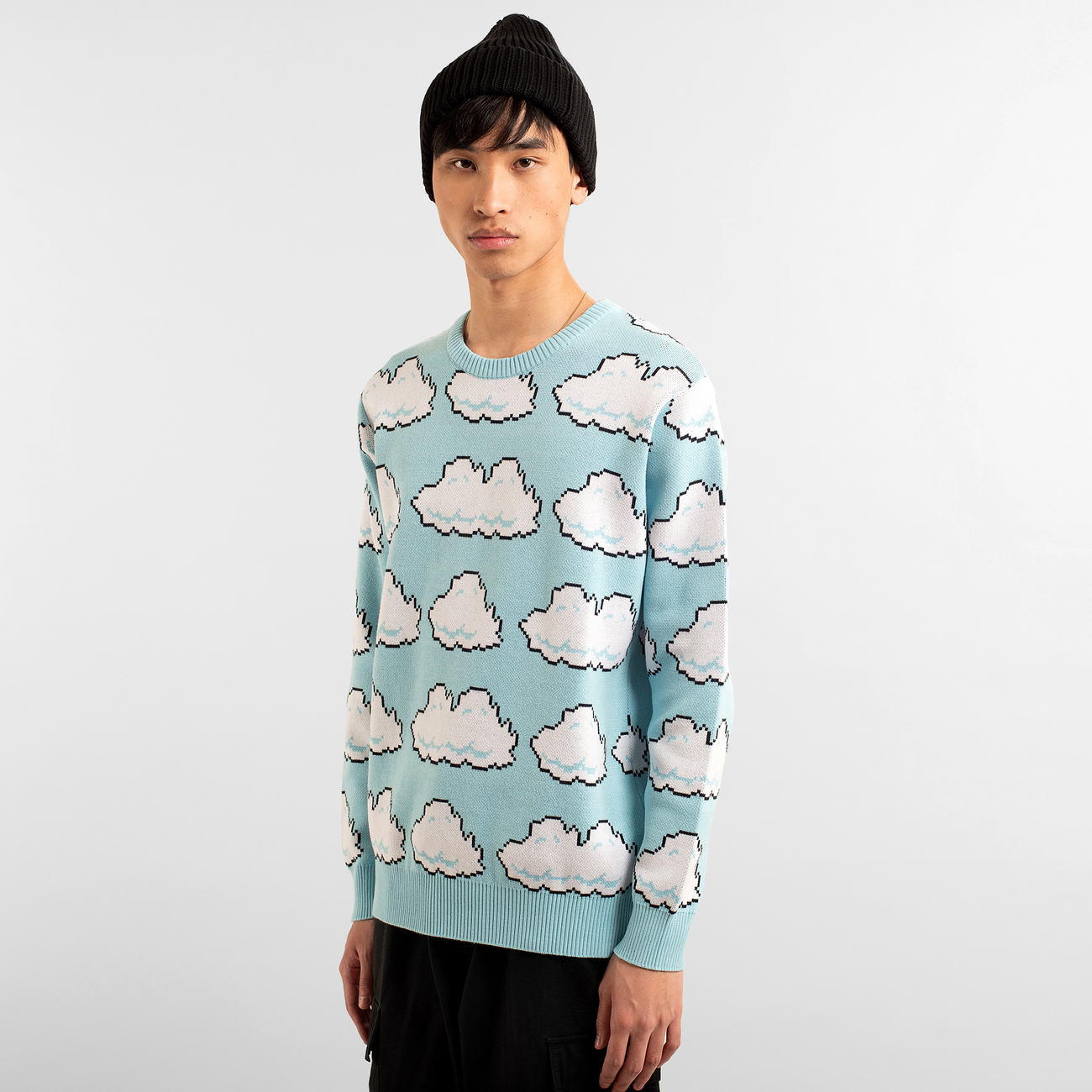 Sweater Mora Clouds