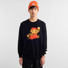 Sweater Mora Super Mario