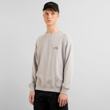 Sweatshirt Malmoe Stitch Bike Grey Melange