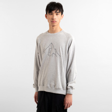 Sweatshirt Malmoe Mountain Grey Melange