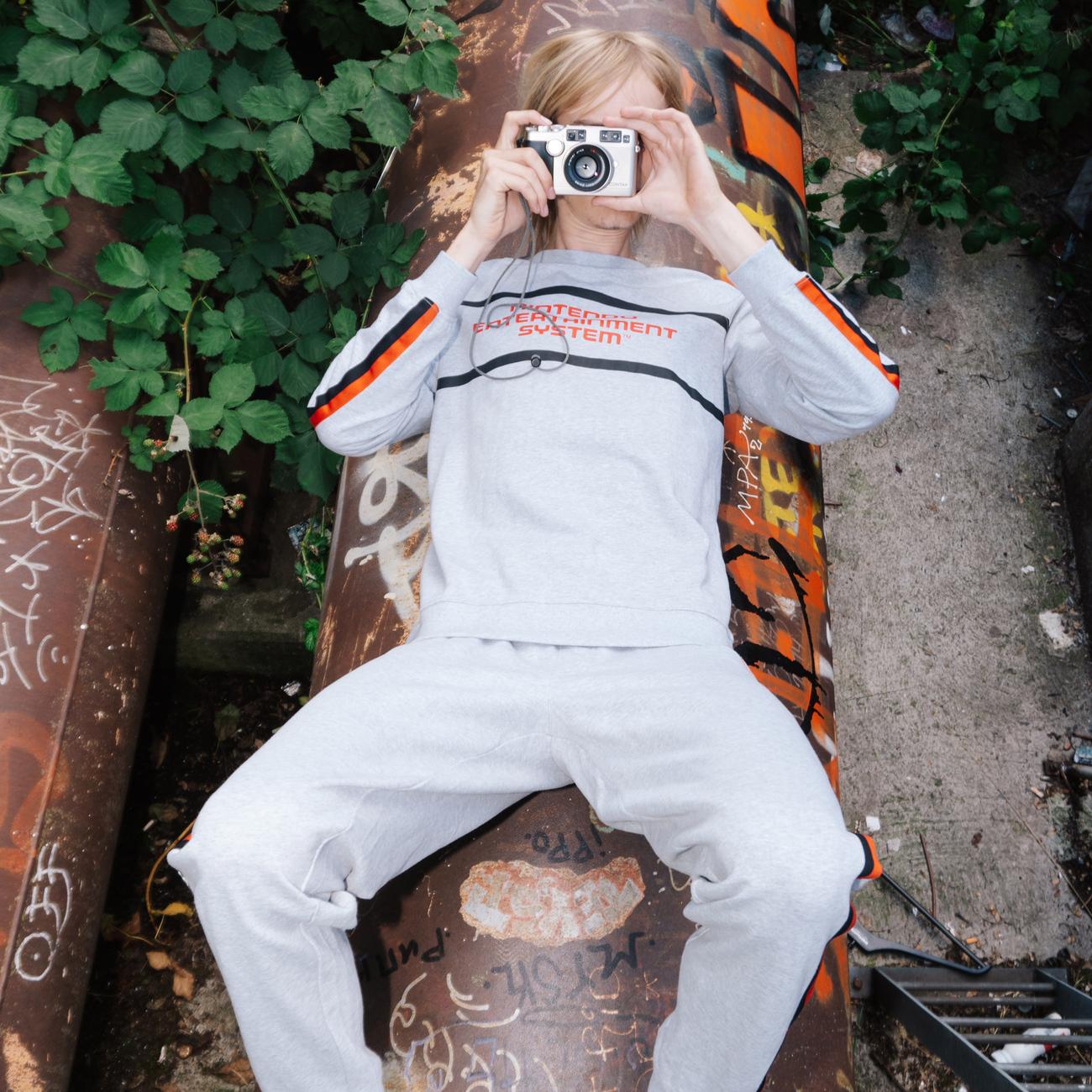 Sweatshirt Malmoe NES Stripe