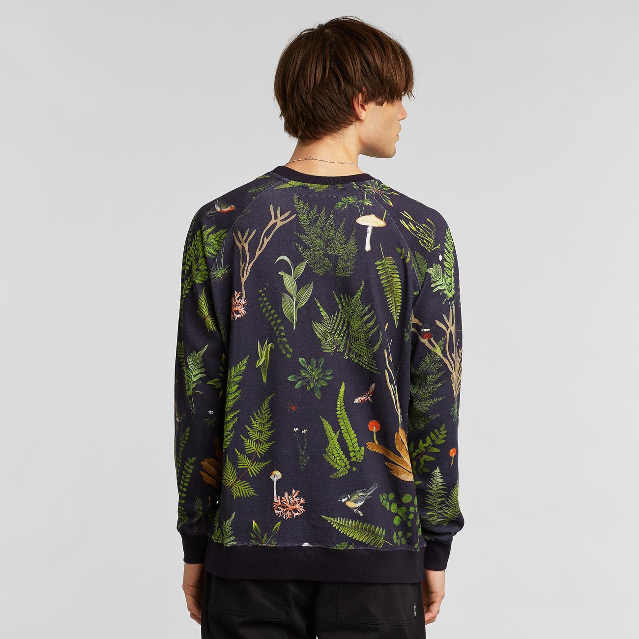 Sweatshirt Malmoe Secret Garden