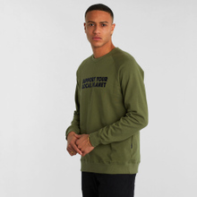 Sweatshirt Malmoe Bold Support Leaf Green