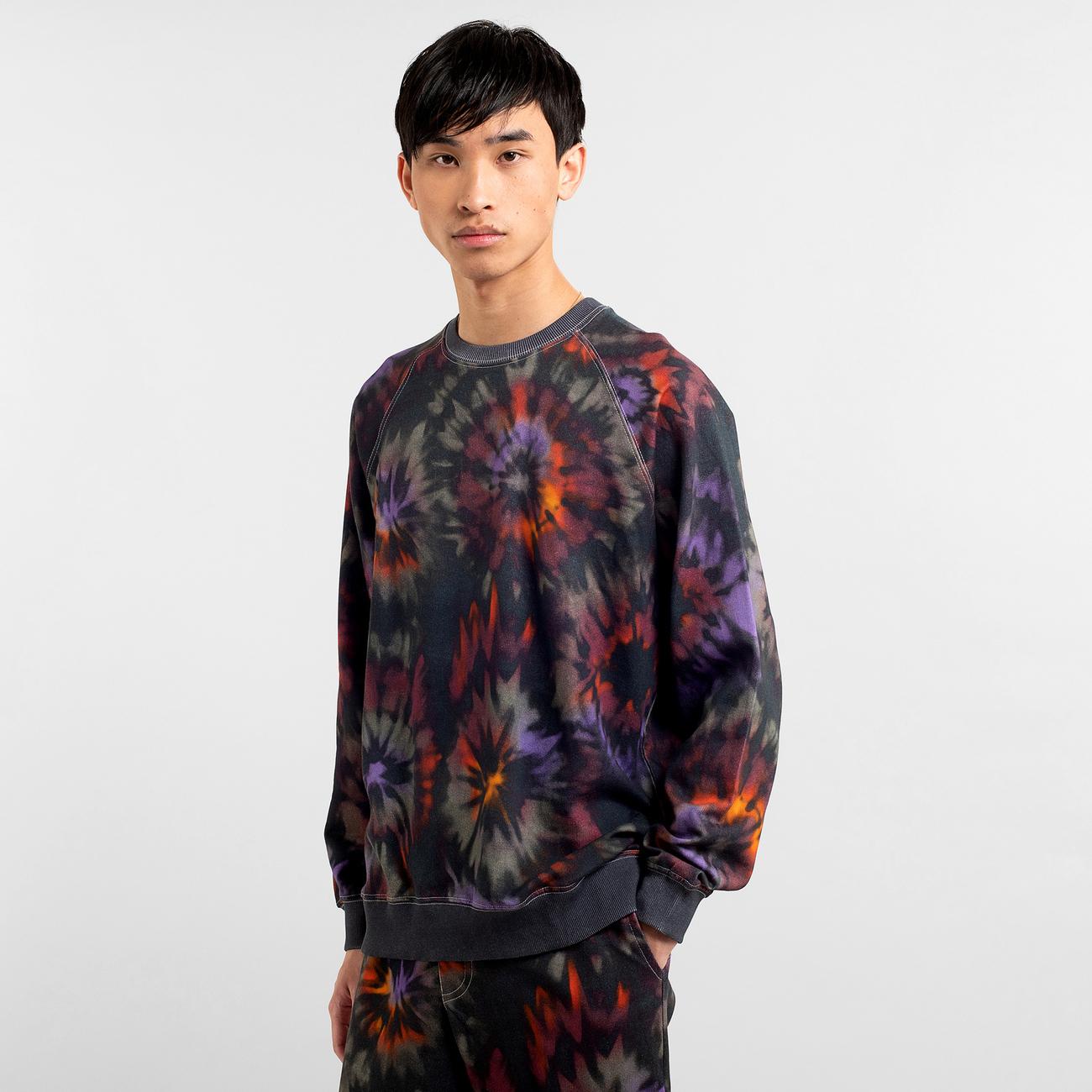 Sweatshirt Malmoe Tie Dye
