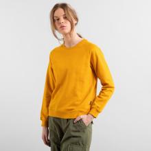 Sweatshirt Ystad Raglan Golden Yellow