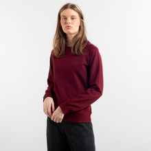 Sweatshirt Ystad Raglan Burgundy