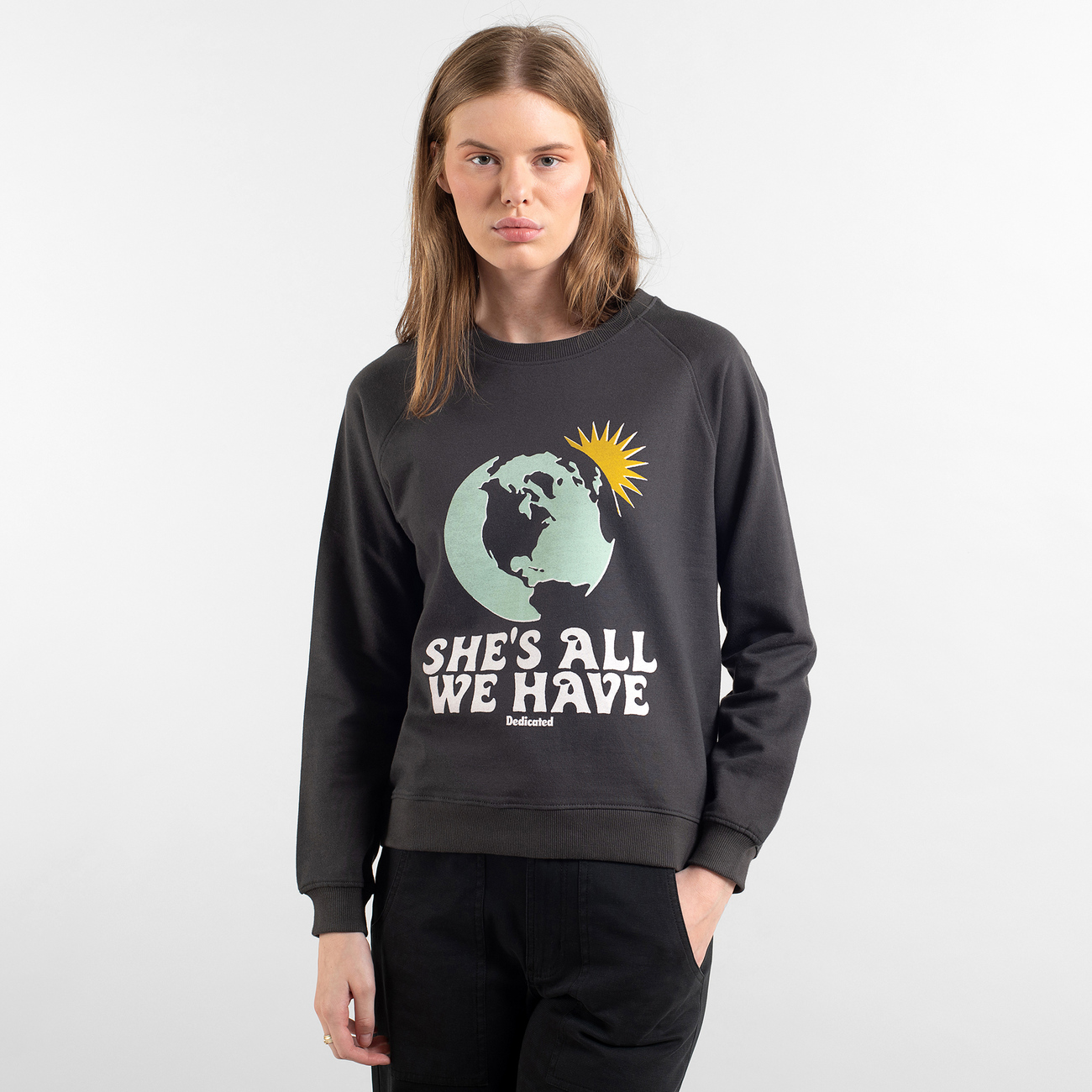 Sweatshirt Ystad Raglan All We Have