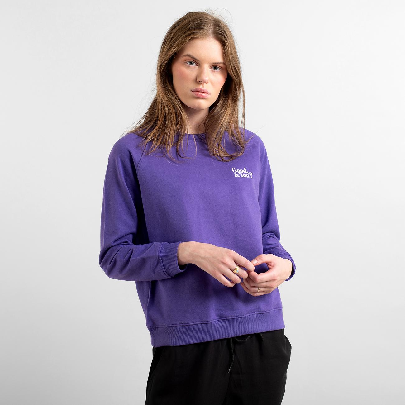 Sweatshirt Ystad Raglan Good and You