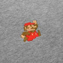 Sweatshirt Ystad Raglan Super Mario