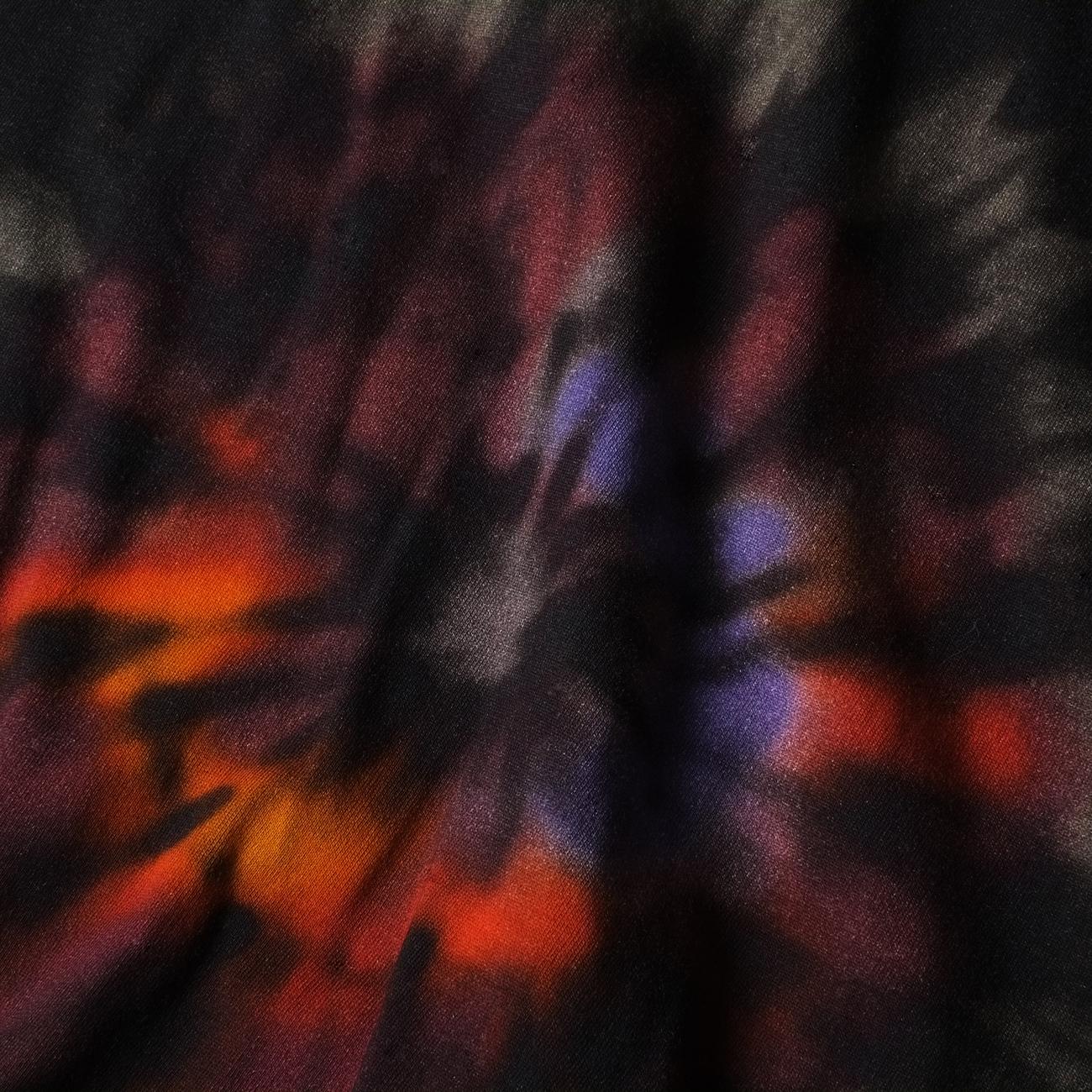 Sweatshirt Ystad Raglan Tie Dye