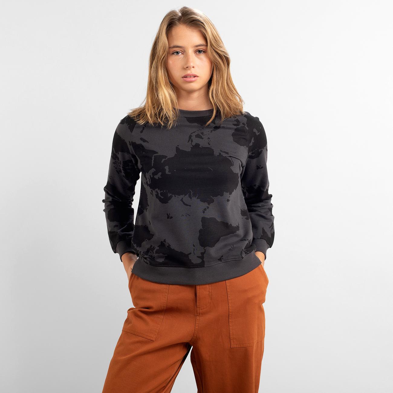 Sweatshirt Ystad Raglan World