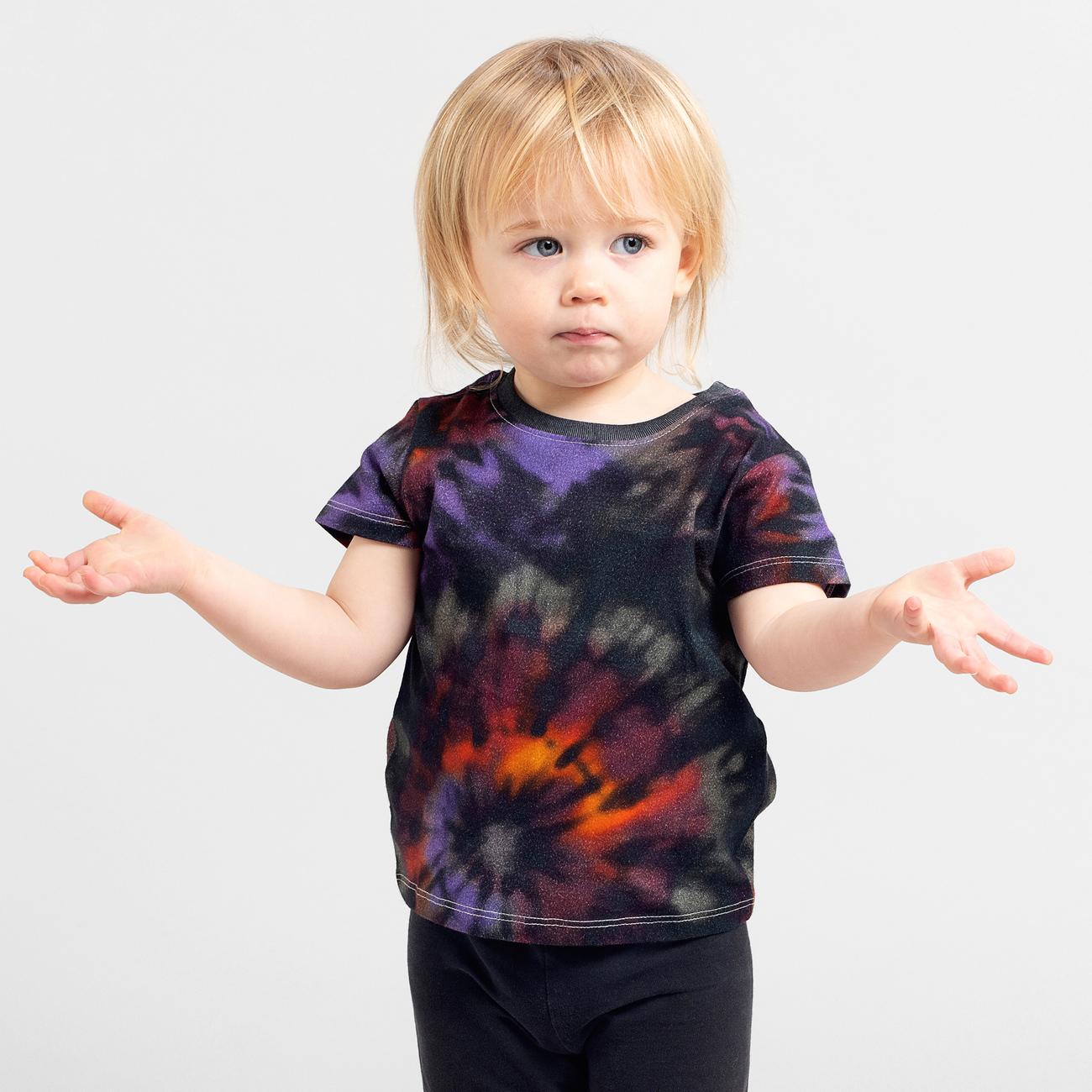 T-shirt Lillehammer Tie Dye