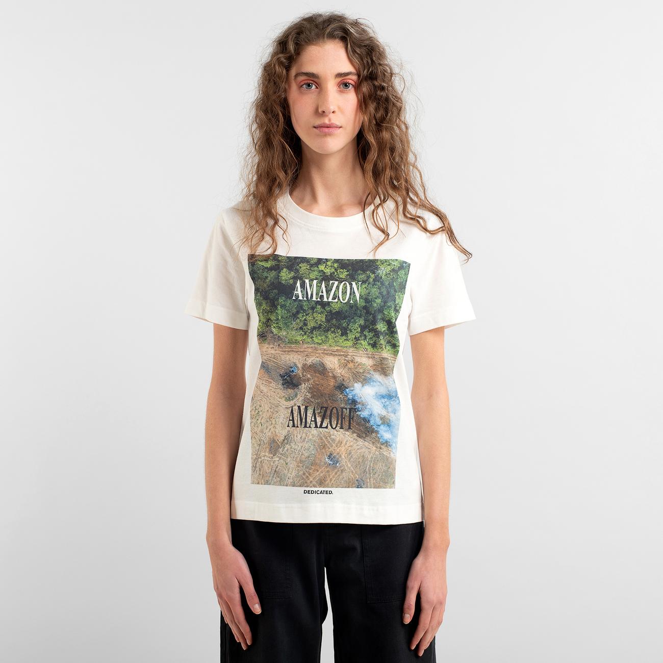 T-shirt Mysen Amazoff