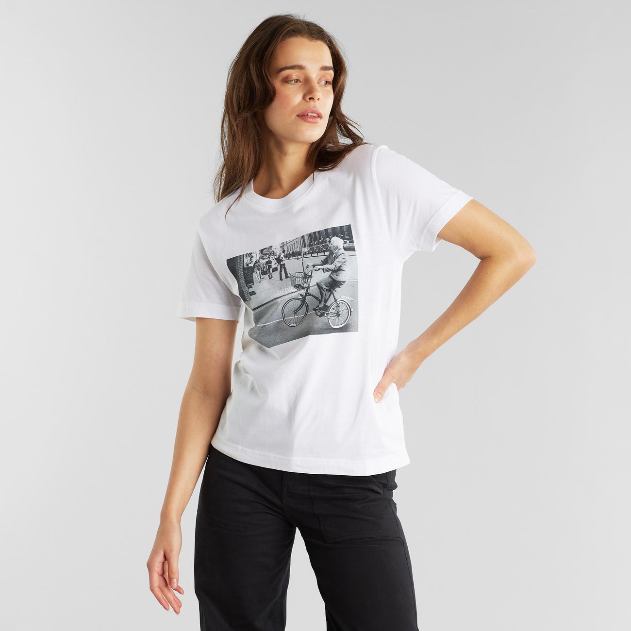 T-shirt Mysen Bike Wheelie