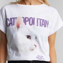 T-shirt Visby Catmopolitan