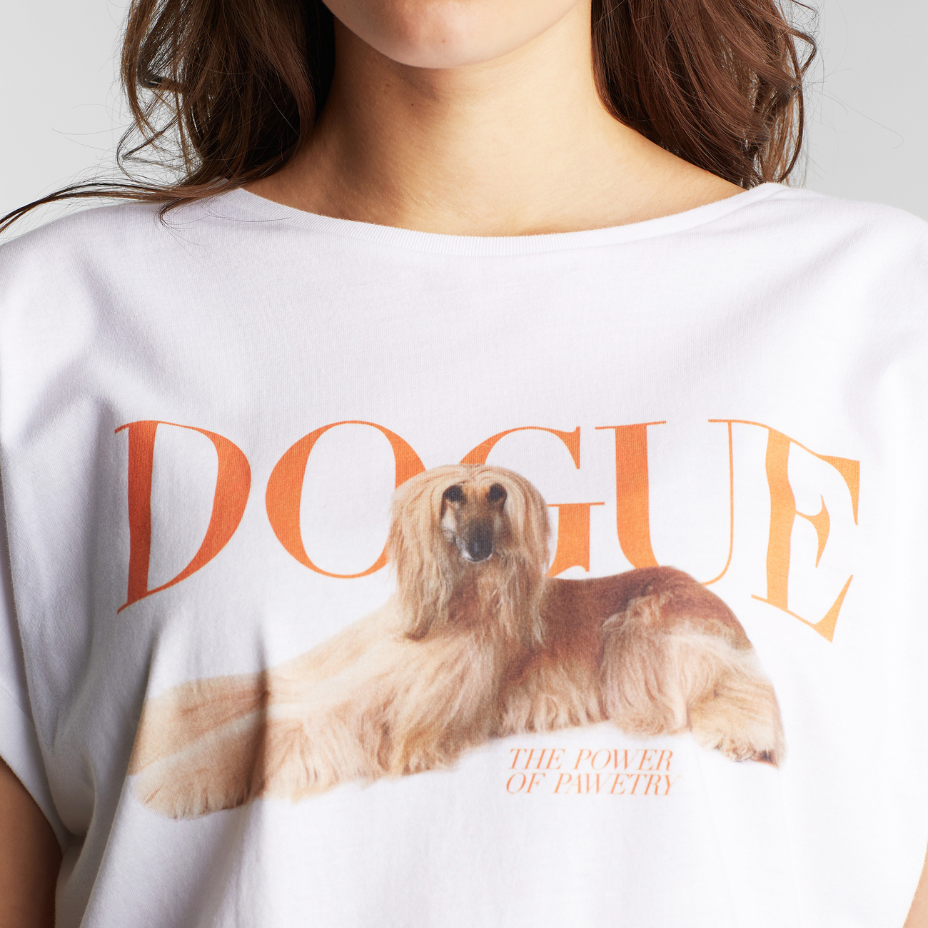 T-shirt Visby Dogue Pawetry
