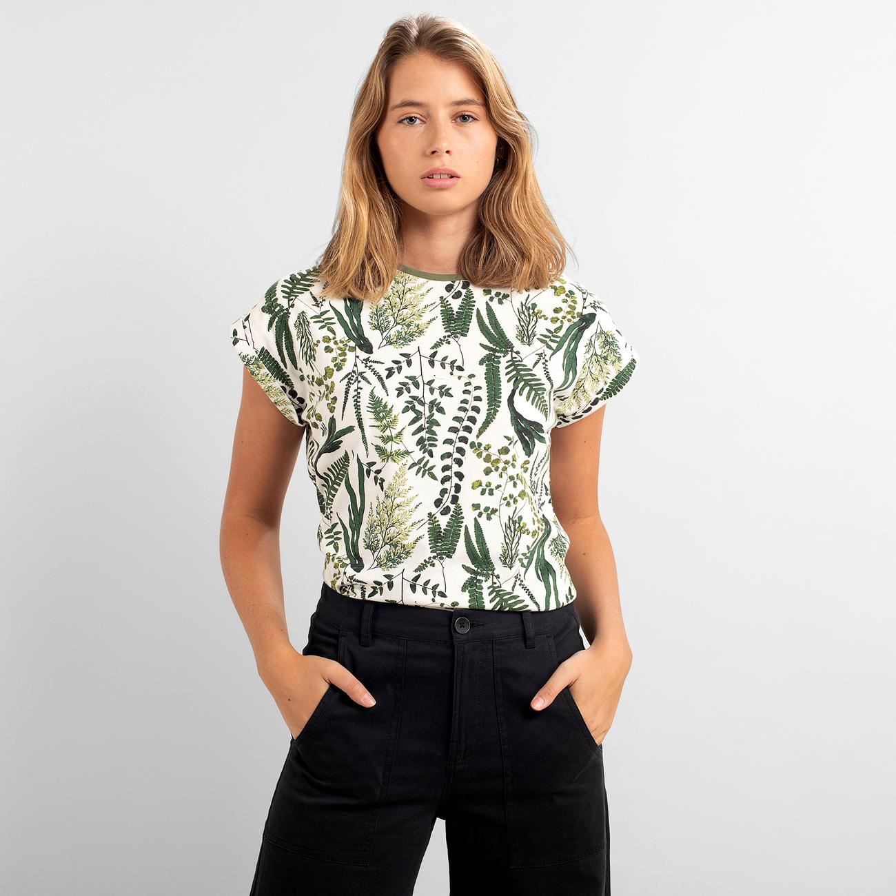 T-shirt Visby Garden