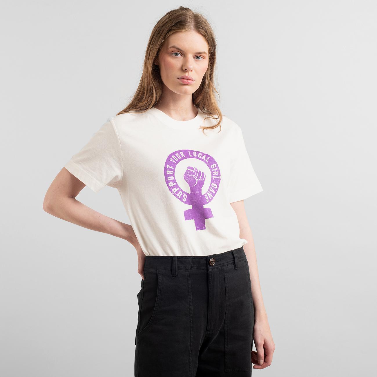 T-shirt Mysen Girl Gang