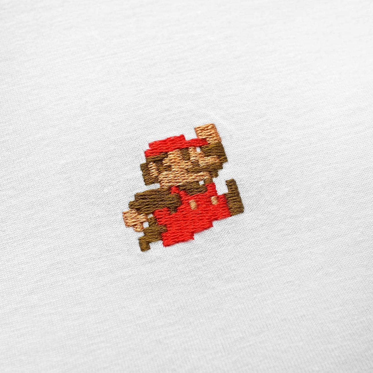 T-shirt Mysen Super Mario