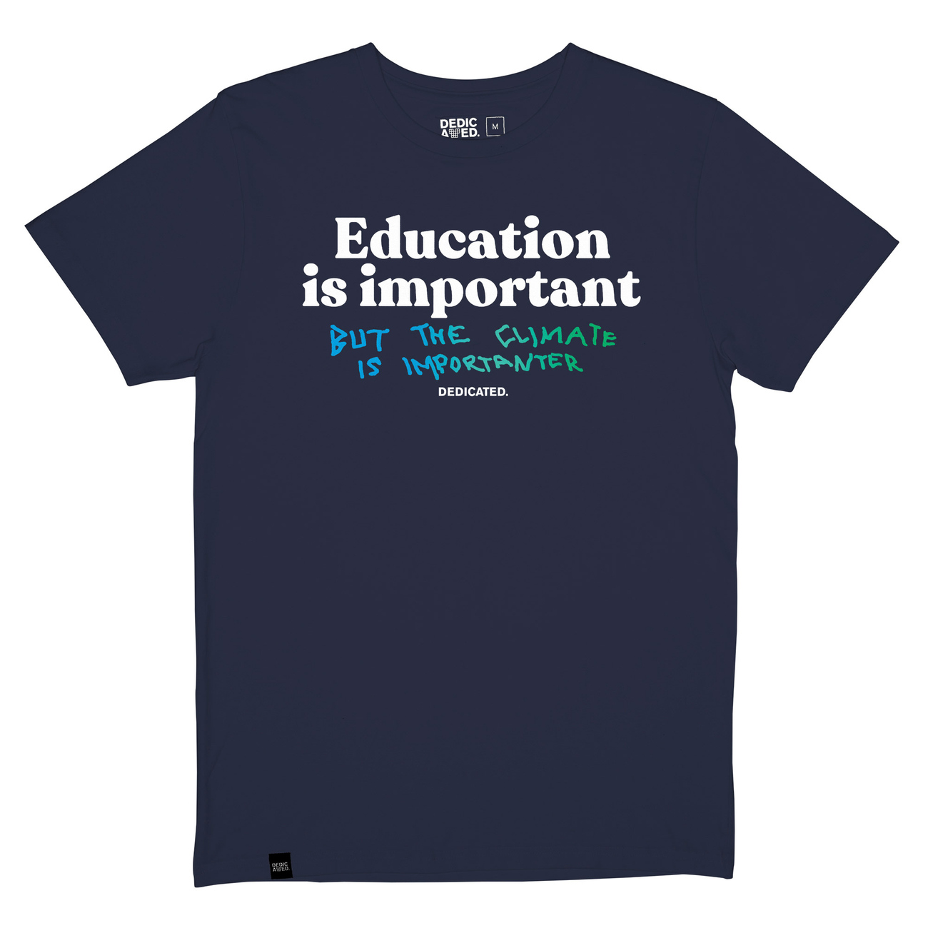 T-shirt Stockholm Education
