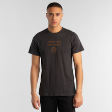T-shirt Stockholm Local Planet Charcoal