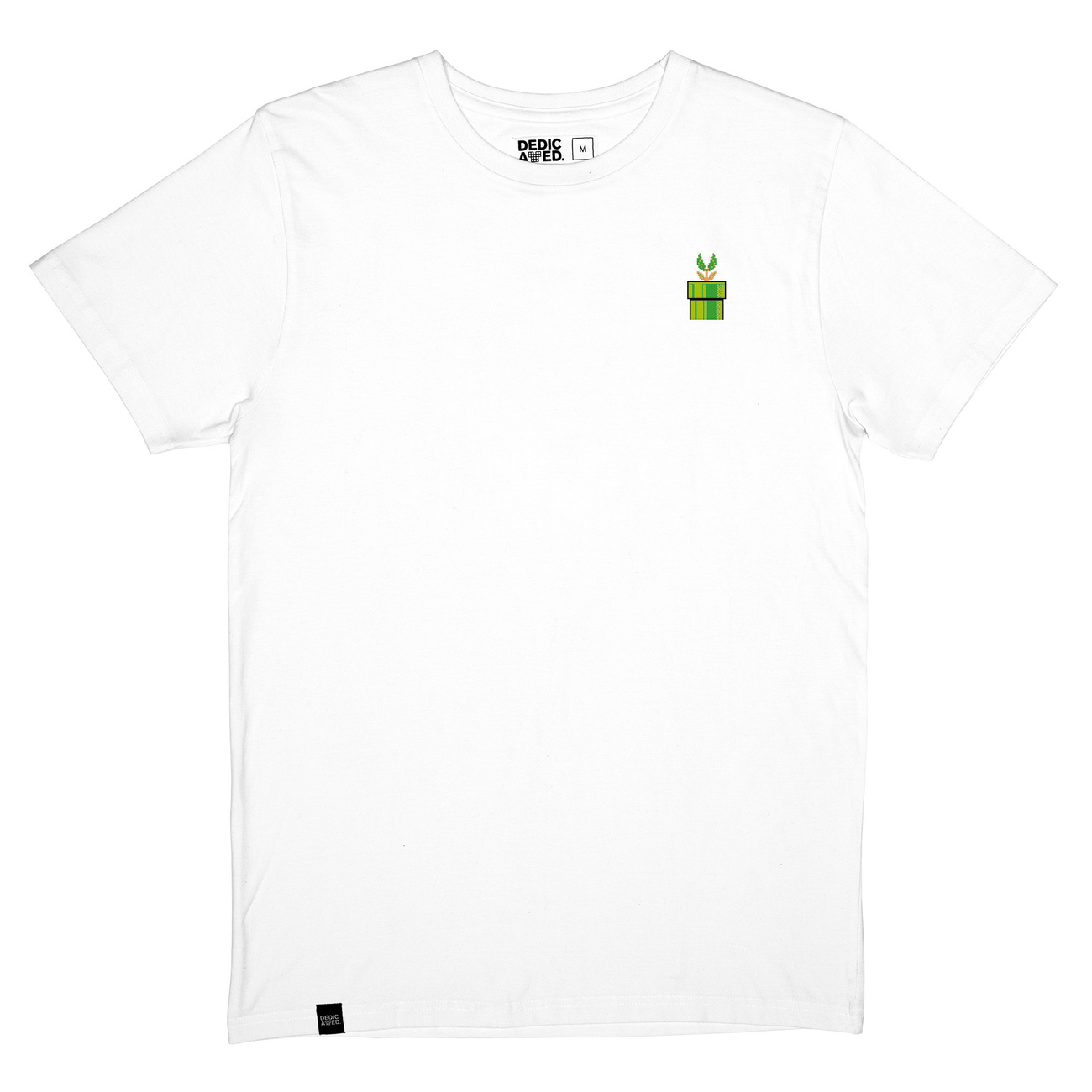 T-shirt Stockholm Green Tube