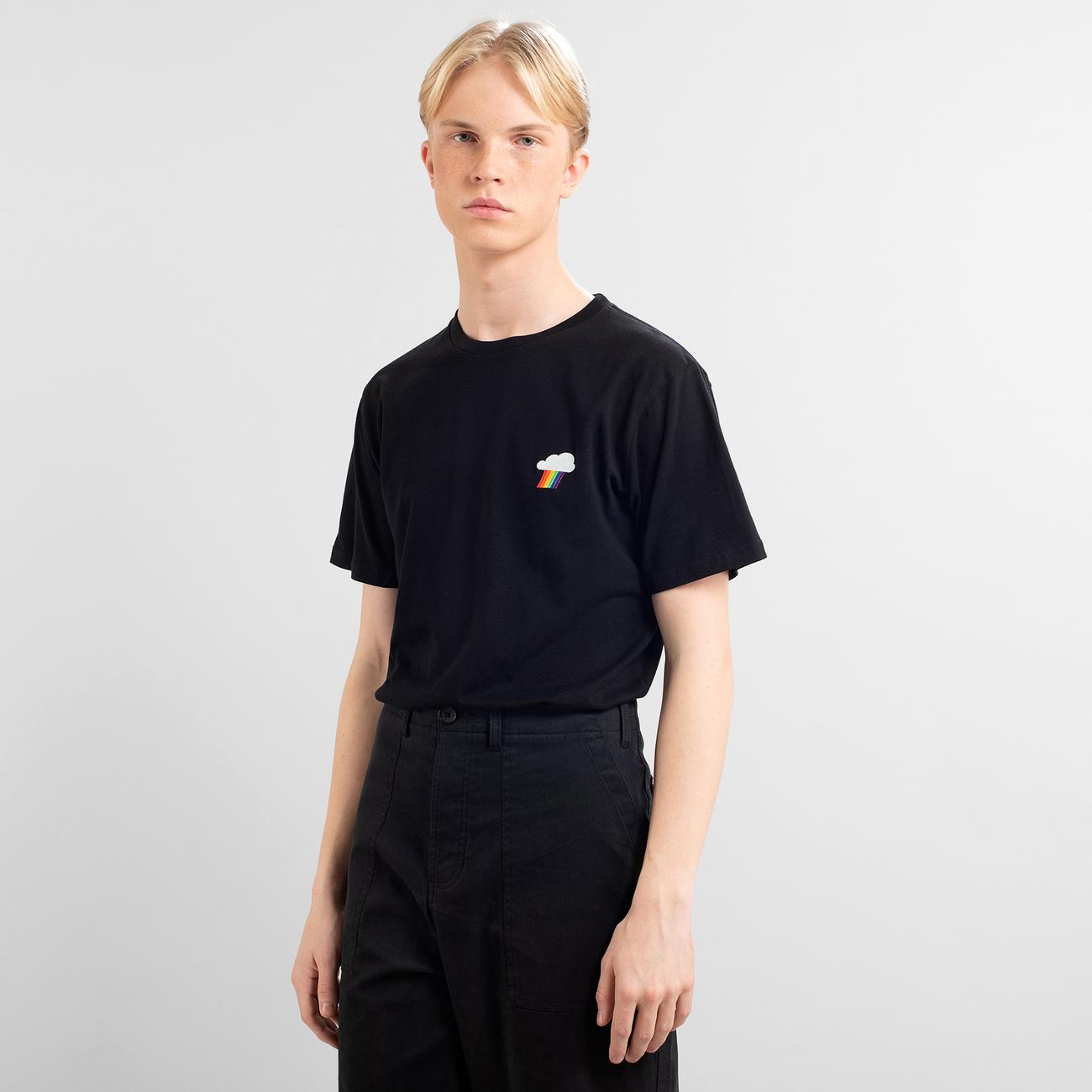 T-shirt Stockholm Rainbow Cloud