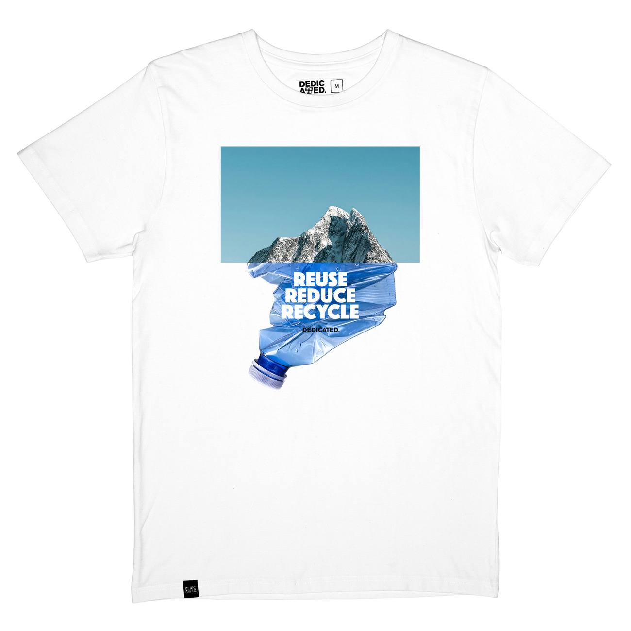 T-shirt Stockholm Recycle Mountain