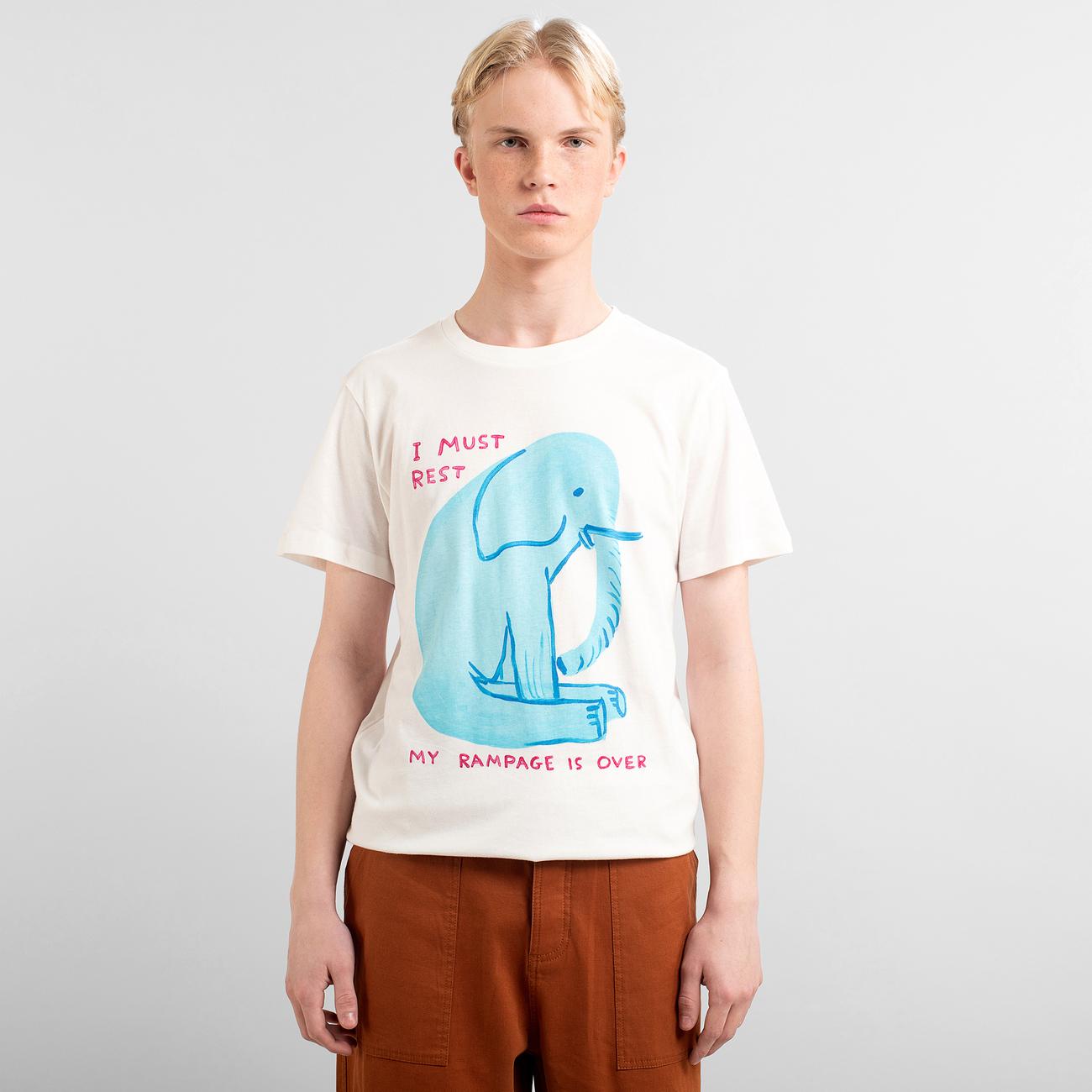 T-shirt Stockholm Must Rest
