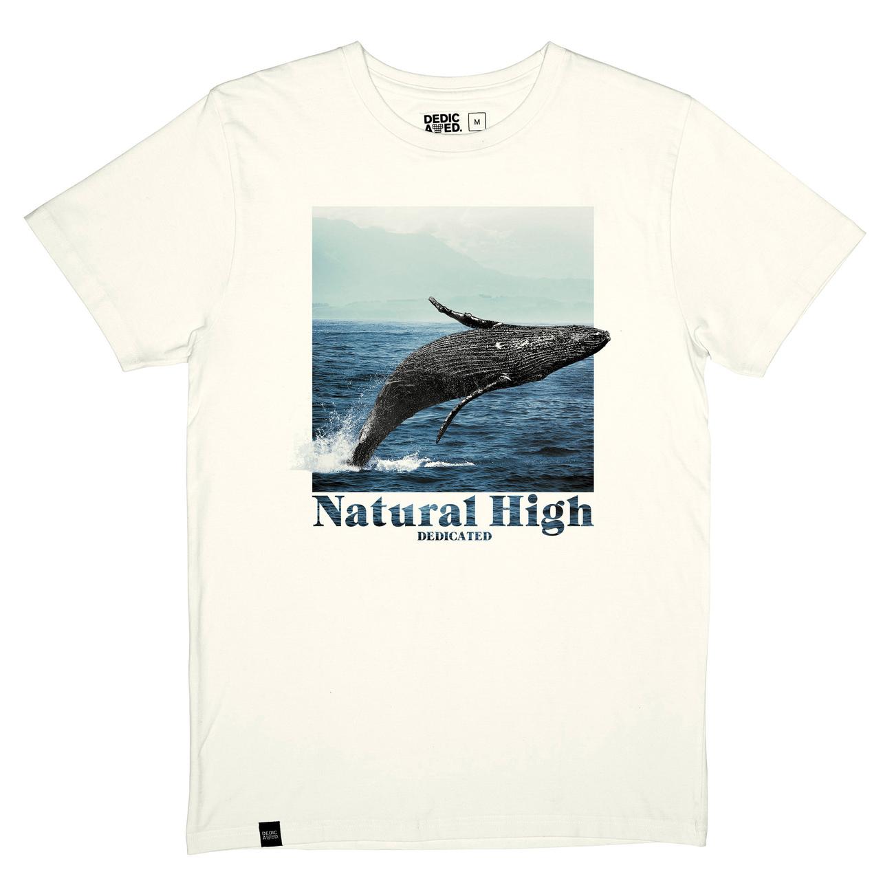 T-shirt Stockholm Whale High