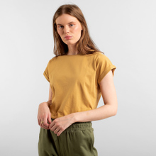 T-shirt Visby Base Beige
