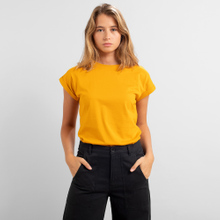 T-shirt Visby Base Golden Yellow